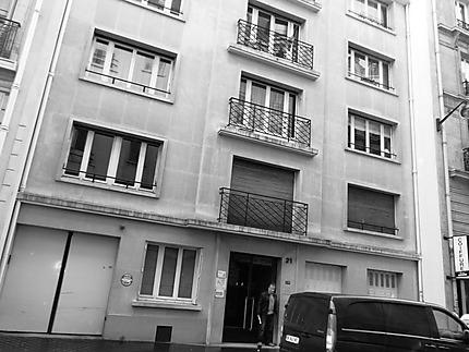 """Paris sur crime """"docteur Petiot"""" : Noir et blanc : 16ème arrondissement :  Paris : Routard.com"""