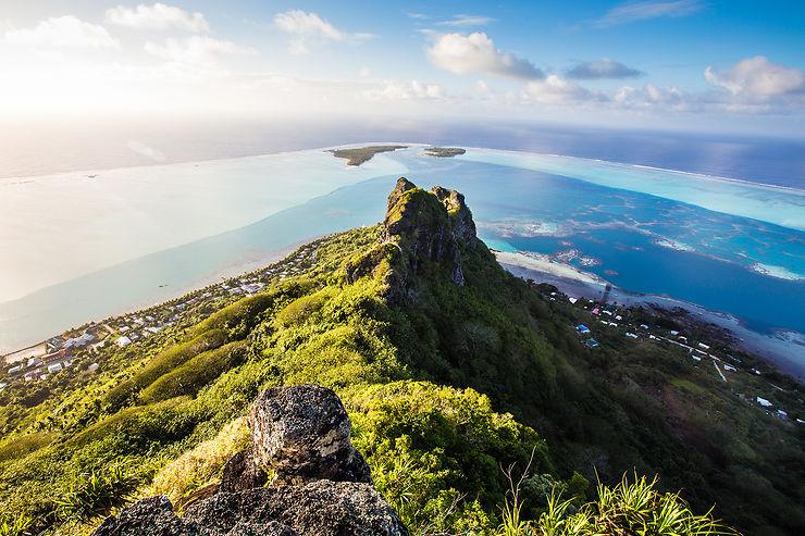 Maupiti, dernière frontière de la Polynésie