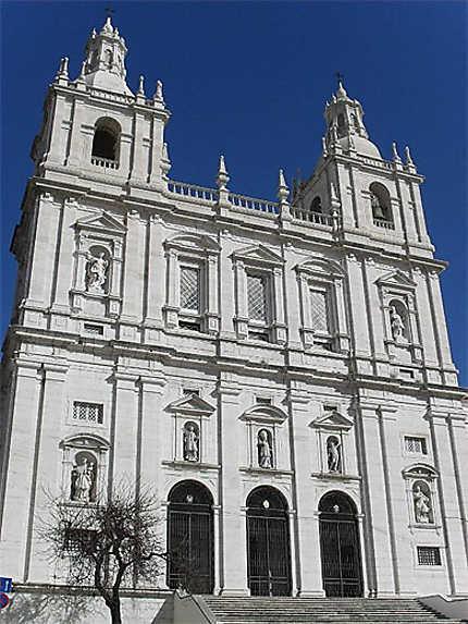 Monastère De Saint-vincent De Fora : monastère, saint-vincent, Mosteiro, Vicente, Eglise, (monastère, Saint-Vincent-hors-les-Murs), Alfama, Bairro, Castelo, Jorge, Lisbonne, Routard.com