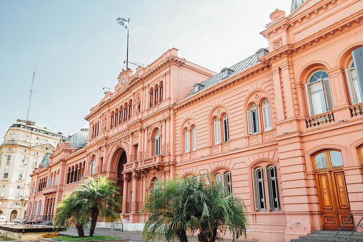 Plaza de Mayo, Buenos Aires - Argentine