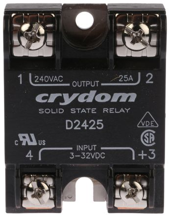 solid state relay wiring diagram crydom 39 leviton 3 way switch d2425 sensata 25 a rms zero cross main product technical reference declaration of conformity 2014 35 eu vde 10143 series 1