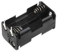 BATTERY HOLDER 4XAA (PCB) | RS Pro AA PCB Battery Holder ...