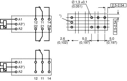 11 Pin Latching Relay Wiring Diagram 11 Pin Octal Relay