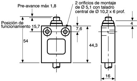 Snap Action Switches Push Switch Wiring Diagram ~ Odicis