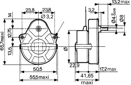Ac Synchronous Motor Components AC Router Motor Wiring