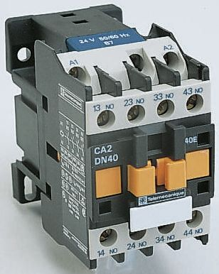 How To Wire A Contactor With A 120 Volt Coil