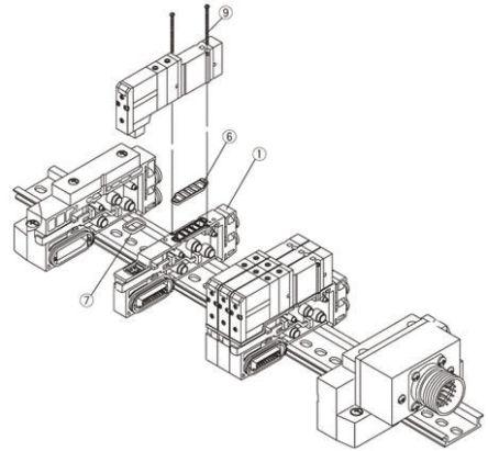 Block Valve For Cylinders Cylinder Pressure Wiring Diagram