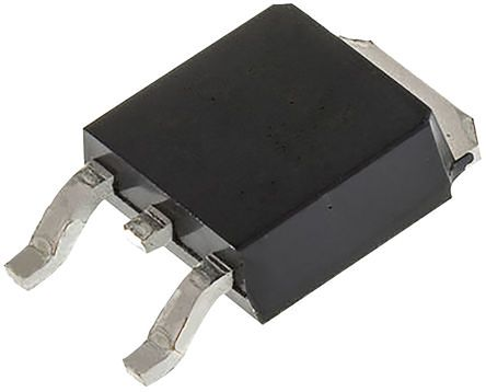 NPN Power Transistors, ON Semiconductor Bipolar Transistors, ON Semiconductor Bipolar Transistors Maximum Power Dissipation: 15 W. Maximum DC Collector Current: 2 A. Manufacturer: ON Semiconductor. Transistor Configuration: Single. Minimum Operating Temperature: -65 °C. Dimensions: 6.73 x 6.22 x 2.38mm. Height: 2.38mm. Pin Count: 3. Length: 6.73mm. Maximum Collector Base Voltage: 50 V dc. Maximum Emitter Base Voltage: 5 V. Mounting Type: Surface Mount. Width: 6.22mm. Maximum Collector Emitter Saturation Voltage: 0.3 V dc. Number of Elements per Chip: 1. Transistor Type: NPN. Maximum Collector Emitter Voltage: 50 V. Maximum Operating Frequency: 0.1 MHz. Package Type: DPAK (TO-252). Minimum DC Current Gain: 40. Maximum Operating Temperature: +175 °C. Maximum Base Emitter Saturation Voltage: 1.2 V dc., MPN: NJVNJD2873T4G