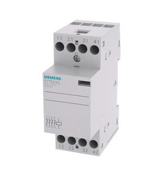 schneider ict 25a contactor wiring diagram 1994 harley davidson fatboy a9c20838 electric acti 9 4 pole 2no 2nc siemens sentron 5tt installation 4nc