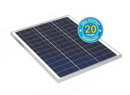 Stp045p Pv Logic Polycrystalline Solar Panel Rs Components