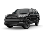 New 2021 Toyota 4runner Nightshade Special Edition 4x4 Nightshade V6 In Smithfield 210277 Toyota Of Smithfield