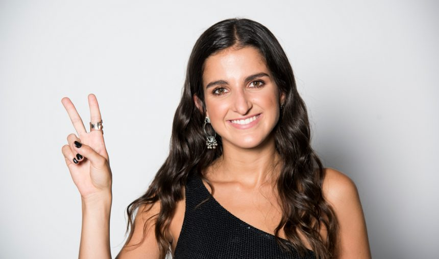 Rita Sanches - The Voice Portugal