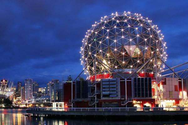Science World Vancouver - Ruebarue