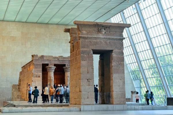 Metropolitan Museum Of Art York City - Ruebarue