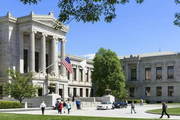 Museum Of Fine Arts Boston - Ruebarue
