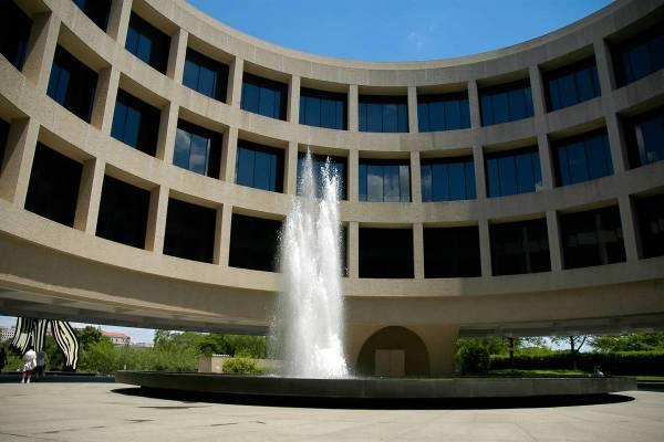 Hirshhorn Museum Washington Dc - Ruebarue