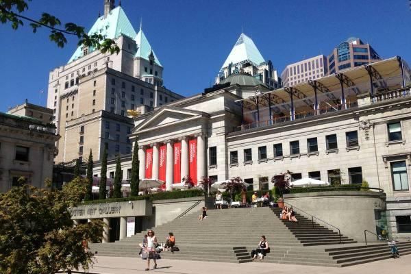 Vancouver Art - Ruebarue
