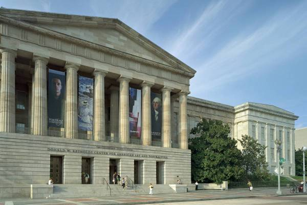 Smithsonian American Art Museum Washington Dc - Ruebarue