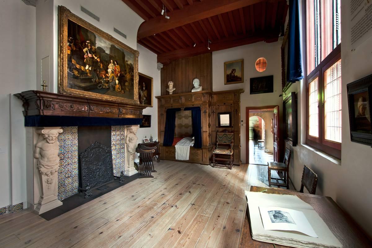 Rembrandt House Museum Amsterdam  RueBaRue
