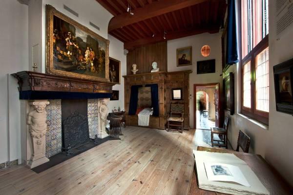 Rembrandt House Museum Amsterdam - Ruebarue