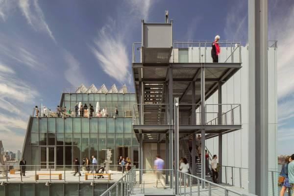 Whitney Museum Of American Art York City - Ruebarue