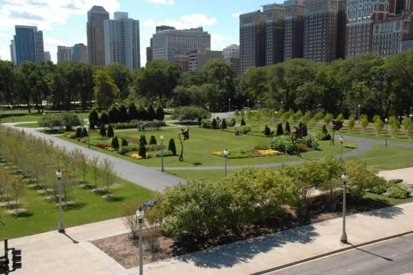 Grant Park Chicago - Ruebarue