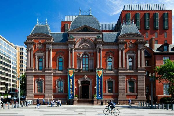 And the Renwick Gallery Smithsonian American Art Museum