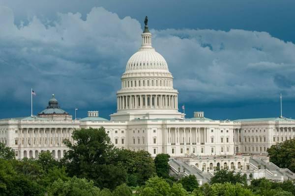 United States Capitol Washington Dc - Ruebarue