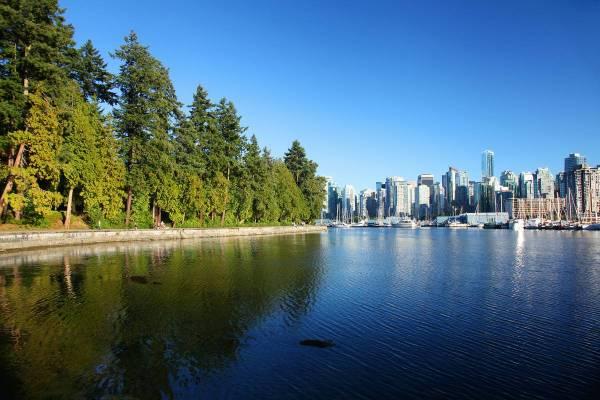 Stanley Park Vancouver - Ruebarue
