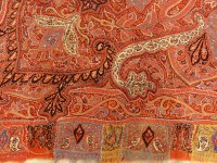 Antique Kashmiri Pashmina Shawl - Rugs & More