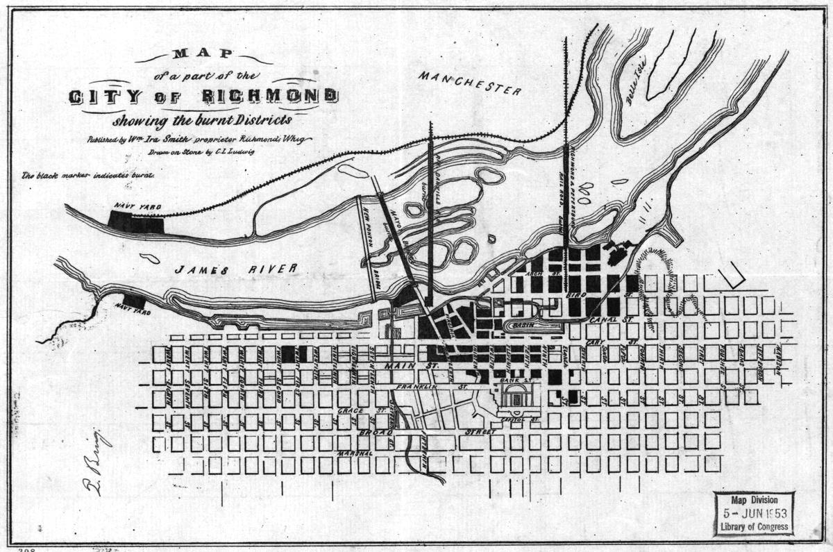 Civil War The Fall Of Richmond