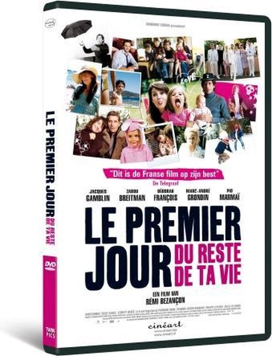 Le Premier Jour Du Reste De Ma Vie Film : premier, reste, Bol.com, Premier, Reste, (Dvd),, Roger, Dumas, Dvd's
