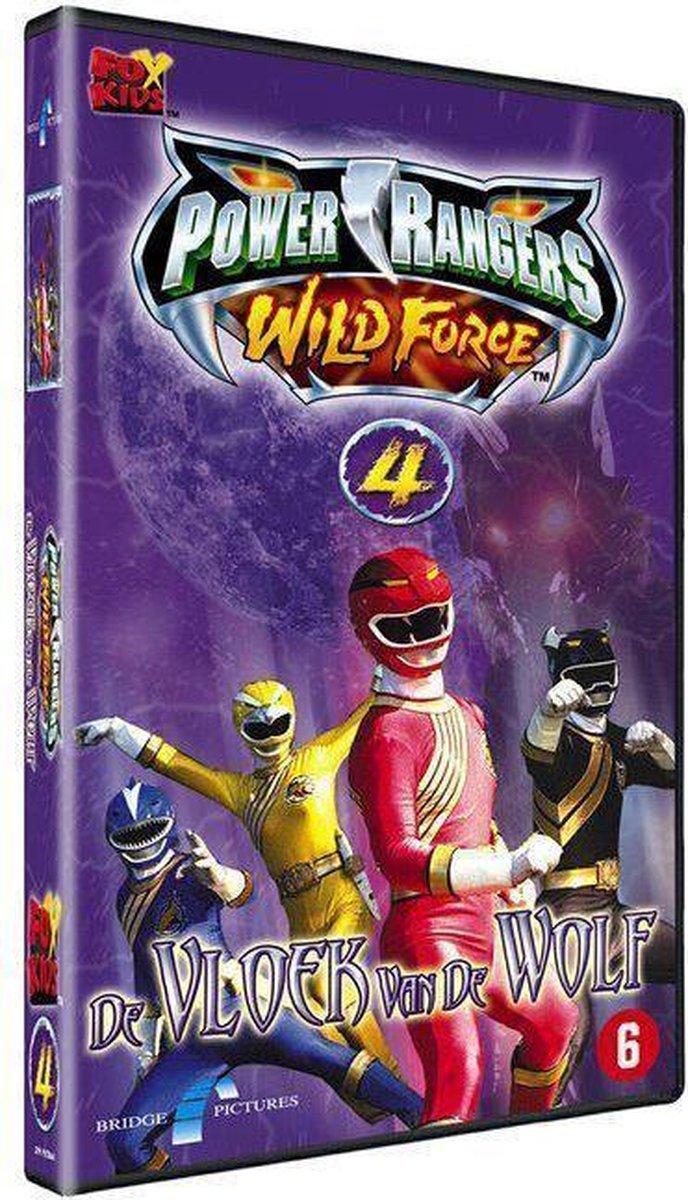 Power Rangers Wild Force : power, rangers, force, Bol.com, Power, Rangers, Force, (Dvd),, Guzman, Dvd's
