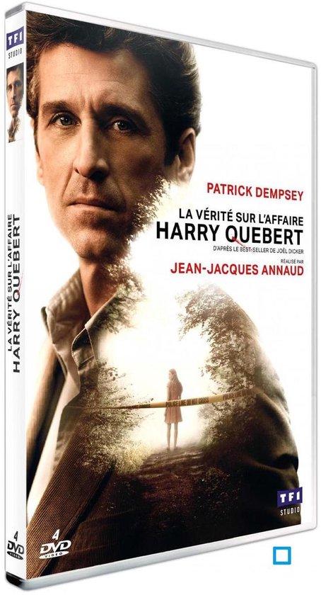 La Verite Sur L Affaire Harry Quebert Film : verite, affaire, harry, quebert, Bol.com, Vérité, L'affaire, Harry, Quebert, L'intégrale, Série, (Dvd), Dvd's