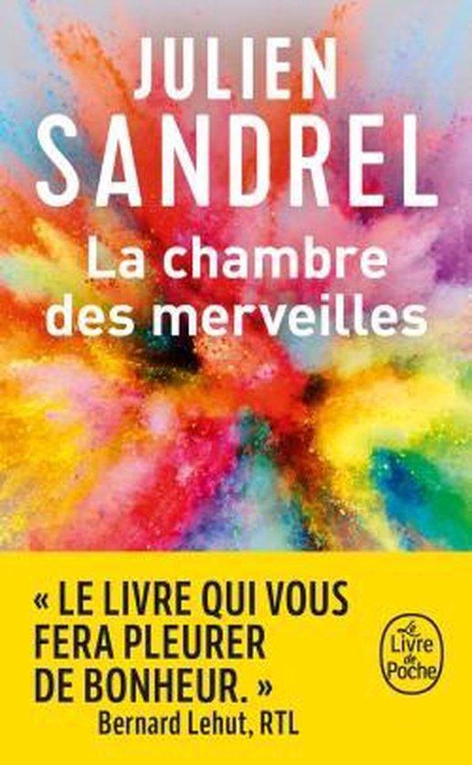 Livre La Chambre Des Merveilles : livre, chambre, merveilles, Bol.com, Chambre, Merveilles,, Julien, Sandrel, 9782253074328, Boeken