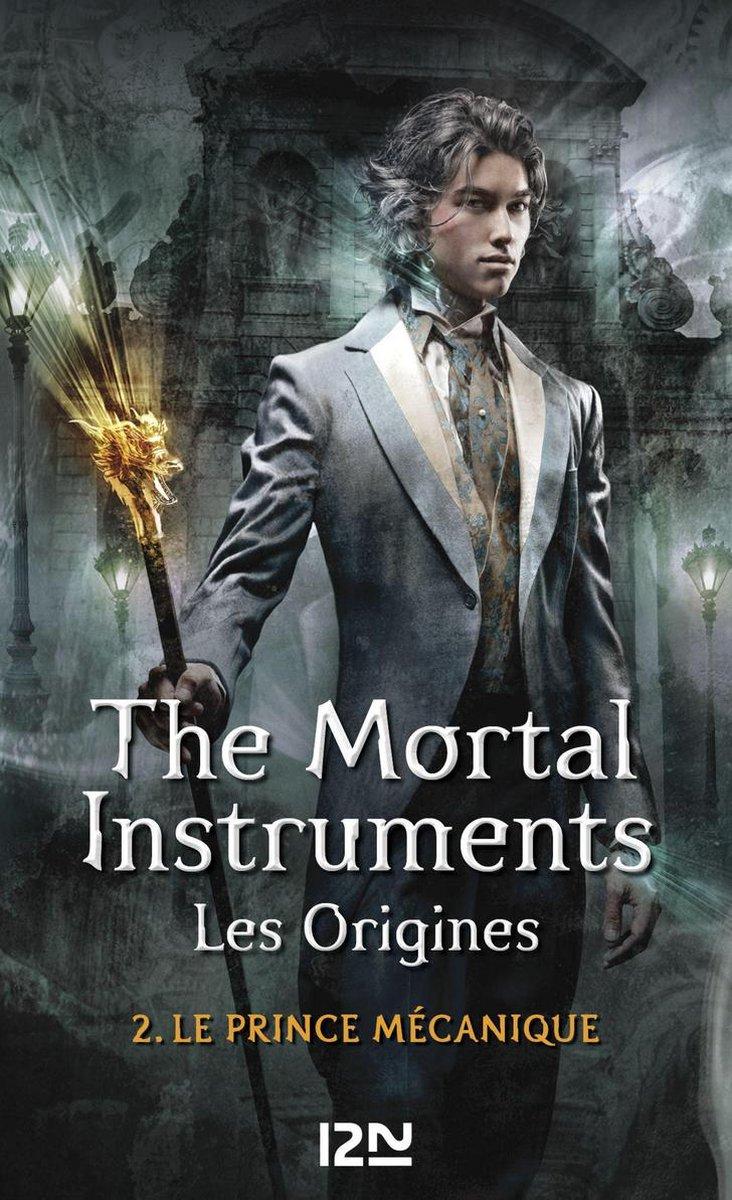 [PDF] Books The Mortal Instruments Les Origines Tome 2