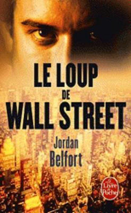 Le Loup De Wall Street Francais : street, francais, Bol.com, Street, 9782253129042, Jordan, Belfort, Boeken
