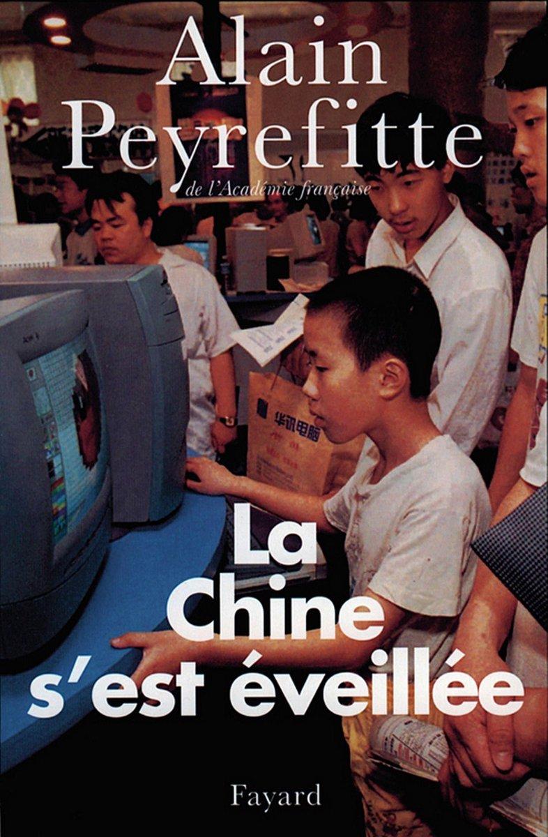 Alain Peyrefitte Quand La Chine S'éveillera : alain, peyrefitte, quand, chine, s'éveillera, Bol.com, Chine, S'est, éveillée, (ebook),, Alain, Peyrefitte, 9782213644936, Boeken