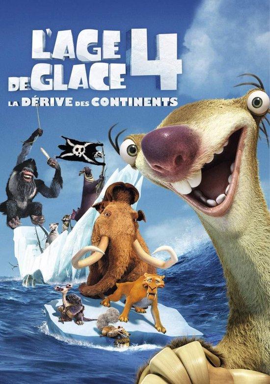 L âge De Glace La Dérive Des Continents : glace, dérive, continents, Bol.com, L'Age, Glace, Derive, Continents, (Blu-ray), Dvd's