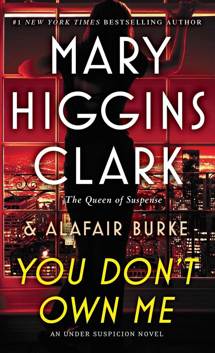 You Don't Own Me : don't, Bol.com, Don't, (ebook),, Higgins, Clark, 9781501171673, Boeken