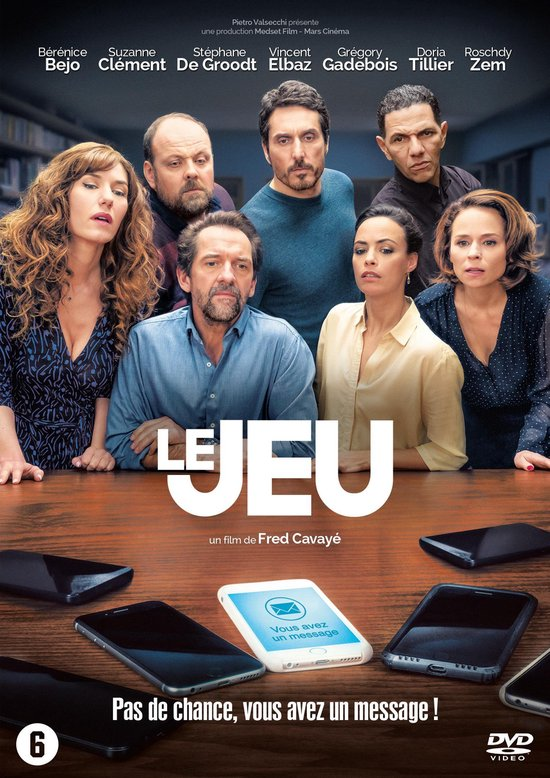 Le Film Le Jeu : Bol.com, (Import), (Dvd), Dvd's