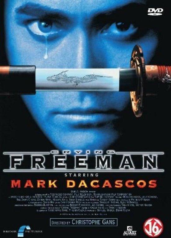 Crying Freeman (film) : crying, freeman, (film), Bol.com, Crying, Freeman, (Dvd),, Kanagawa, Dvd's
