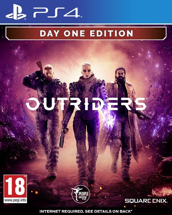 bol.com   Outriders - Day One Edition - PS4   Games