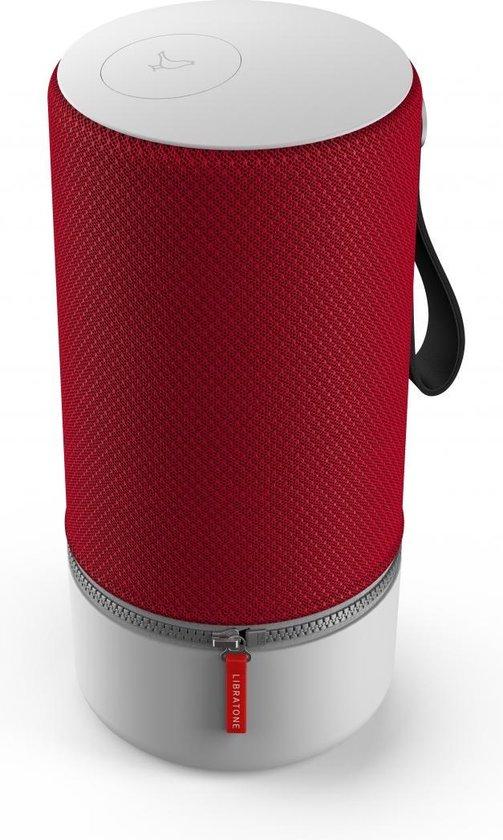 Libratone ZIPP 2 Bluetooth Speaker - Cranberry Red
