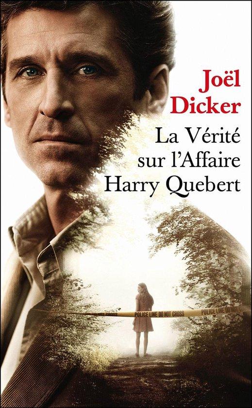 La Vérité sur l'affaire Harry Quebert - Série TV 2018