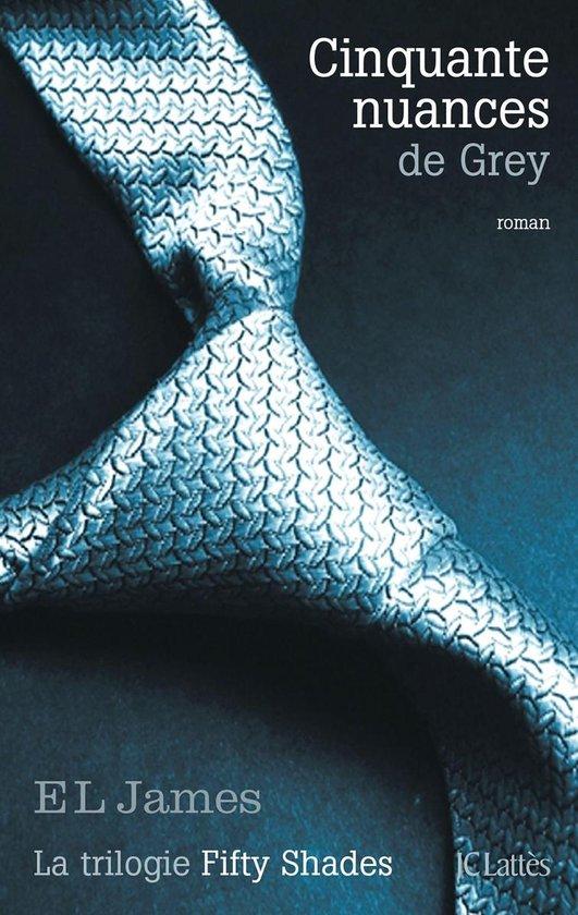 Trilogie 50 nuances de Grey - Lot de Livres | Rakuten