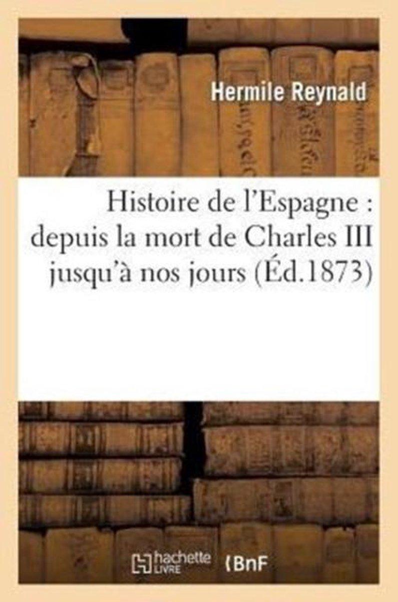 De Nos Jours En Espagnol : jours, espagnol, Bol.com, Histoire, L'Espagne, 9782013441872, Hermile, Reynald, Boeken