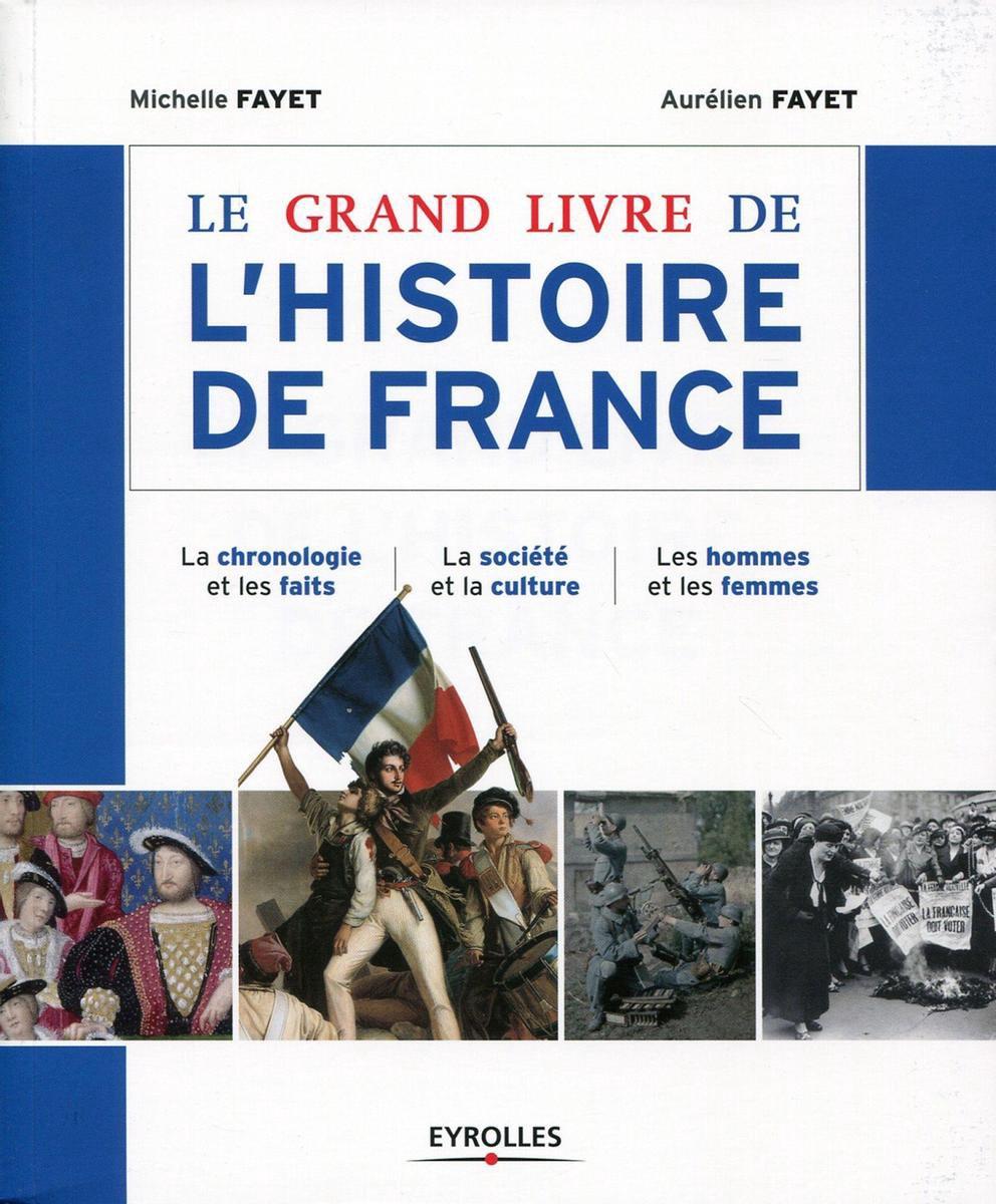 Les Grandes Femmes De L Histoire : grandes, femmes, histoire, Bol.com, Grand, Livre, L'histoire, France, (ebook),, Fayet, 9782212266924, Boeken