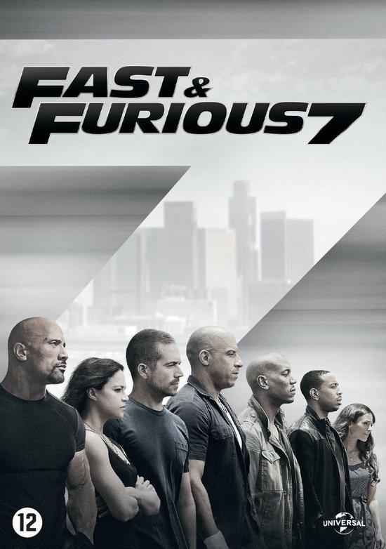 Fast And Furious 7 : furious, Bol.com, Furious, (Dvd),, Ludacris, Dvd's