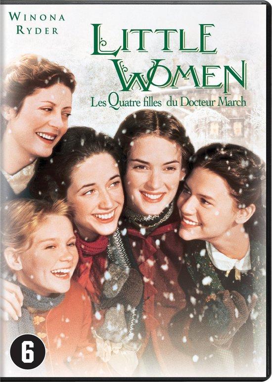 Les 4 Filles Du Docteur March Serie 2017 : filles, docteur, march, serie, Bol.com, Little, Women, (1994), (Dvd), Dvd's